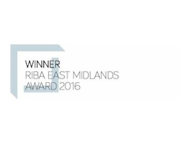 Winner RIBA East Midlands Award 2016