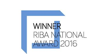 Winner RIBA National Award 2016