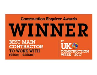 Construction Enquirer Awards 2017