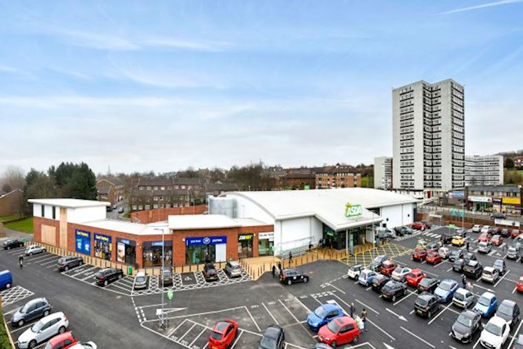 Work completed at Felling Shopping Centre's £5 million regeneration project