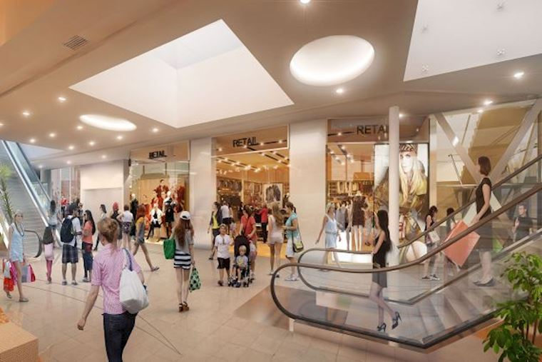 Caddick Construction awarded £2.4 million revamp of The Core Shopping Centre Leeds