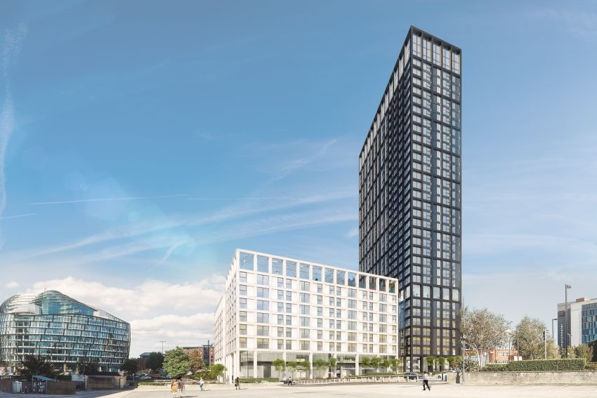 Caddick takes reins from Carillion on £154m Manchester Scheme