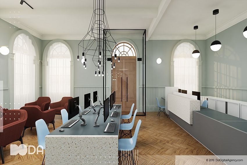 Caddick wins £4.5million project to transform Kendal Town Hall and South Lakeland House