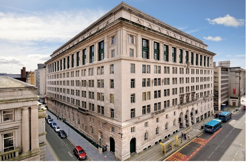 Caddick take over historic India Buildings refurbishment project, Liverpool
