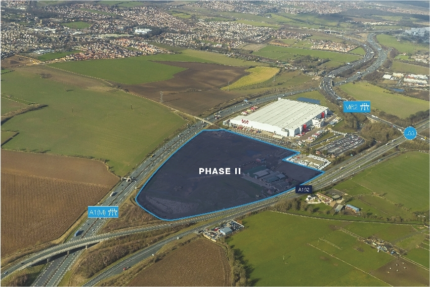 Caddick Group to deliver £50m speculative logistics scheme