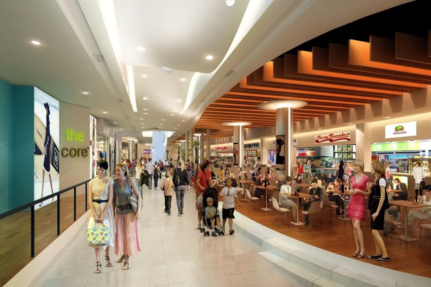 Caddick Construction To Revamp The Core Shopping Centre, Leeds