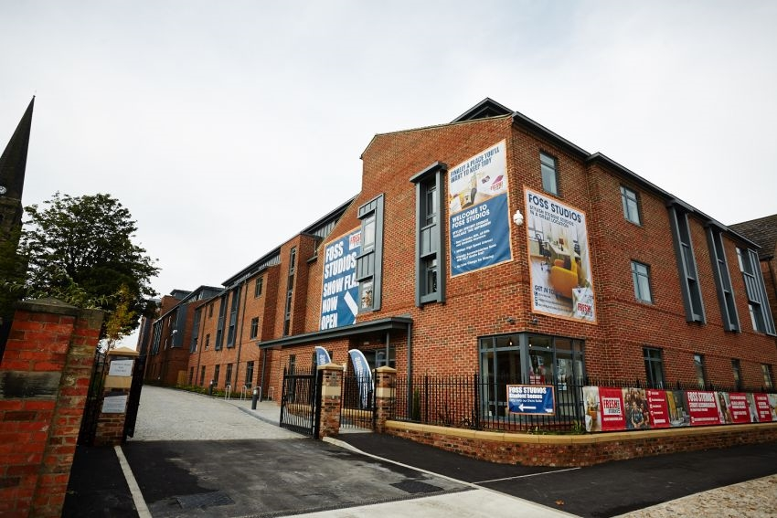 New student accommodation completes in time for new term