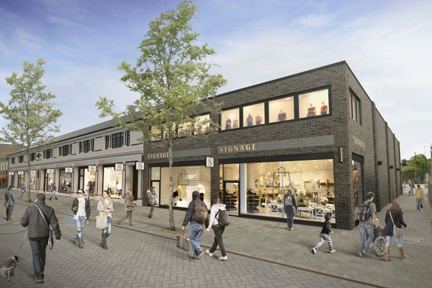 Crosby Town Centre redevelopment