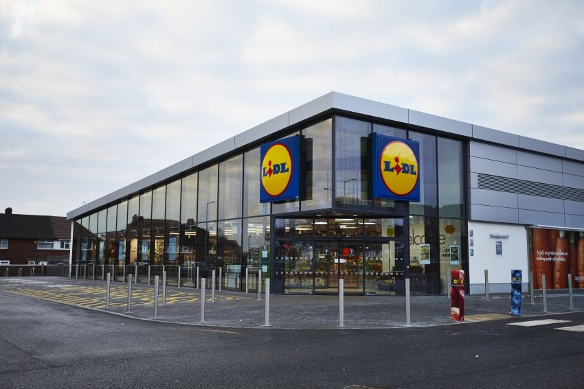 West Yorkshire's first 'Lidl of the Future' opens its doors