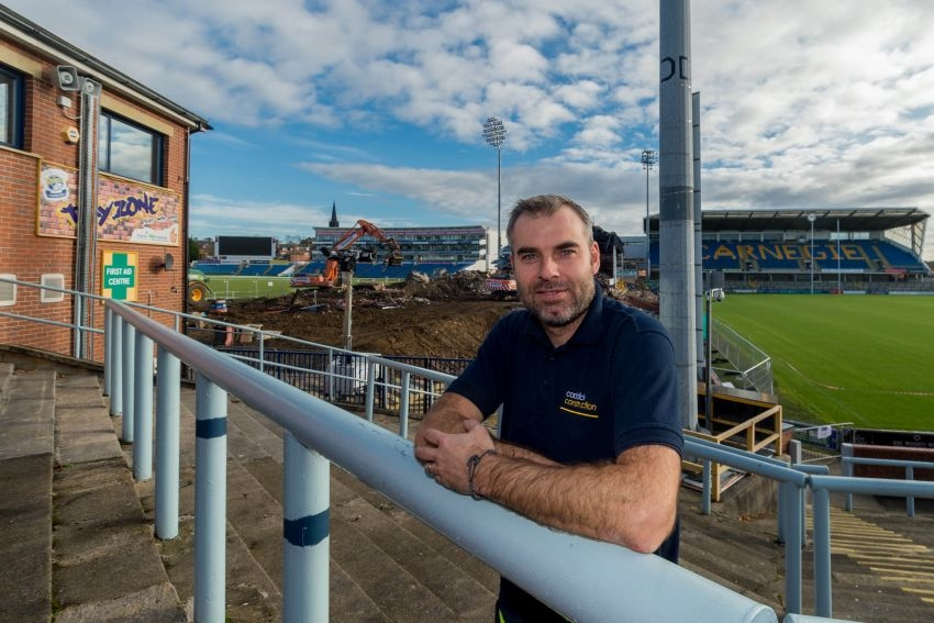 Demolition job at Leeds Rhinos proves ideal tonic for Castleford Tigers fan
