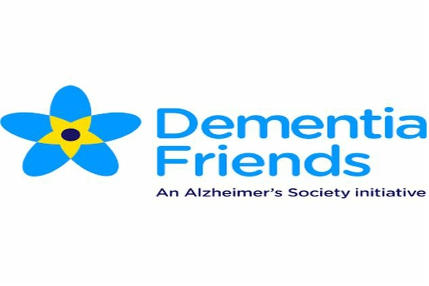 Caddick staff complete Dementia Friends course