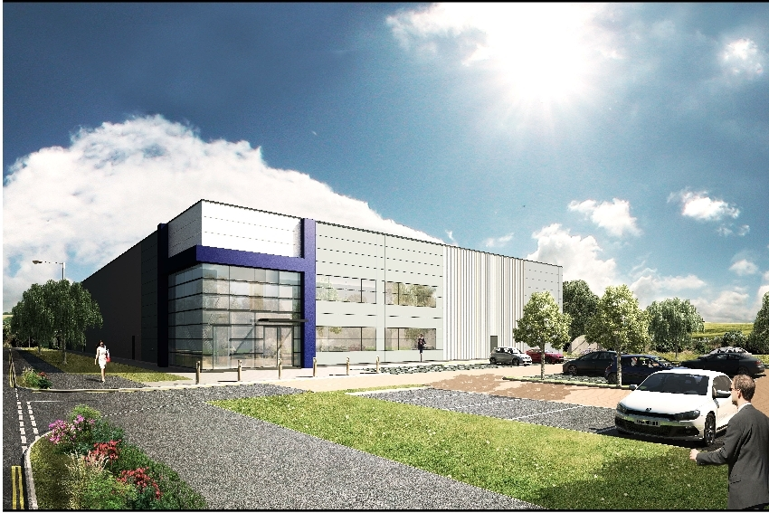Meaford Business Park begins to take shape