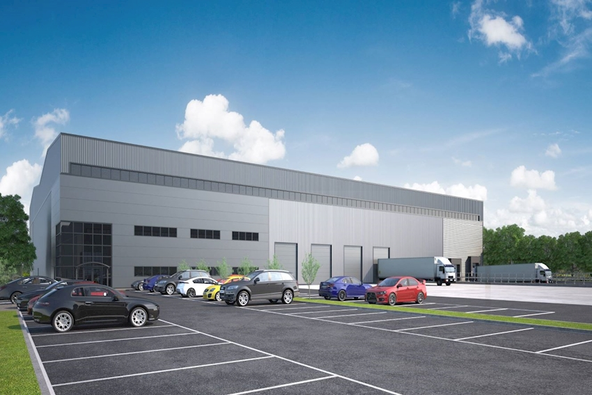 £3 million Industrial Development Completes at Cross Green Leeds