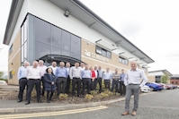 Caddick Construction upgrades North West office