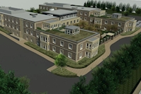 Caddick Construction secure £10.8m contract for new Harrogate dementia care home