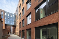Caddick Construction completes student accommodation development in Lincoln