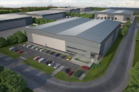 Caddick Construction delivering new industrial space for Leeds