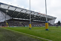 Caddick Construction celebrate as new look Tetley's South Stand Headingley re-opens