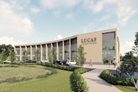 Caddick's clinch £6.8m contract to build furniture showroom