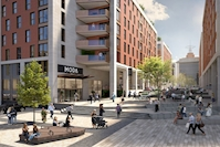 Moda Living appoints Caddick Construction to deliver landmark Leeds build-to-rent scheme