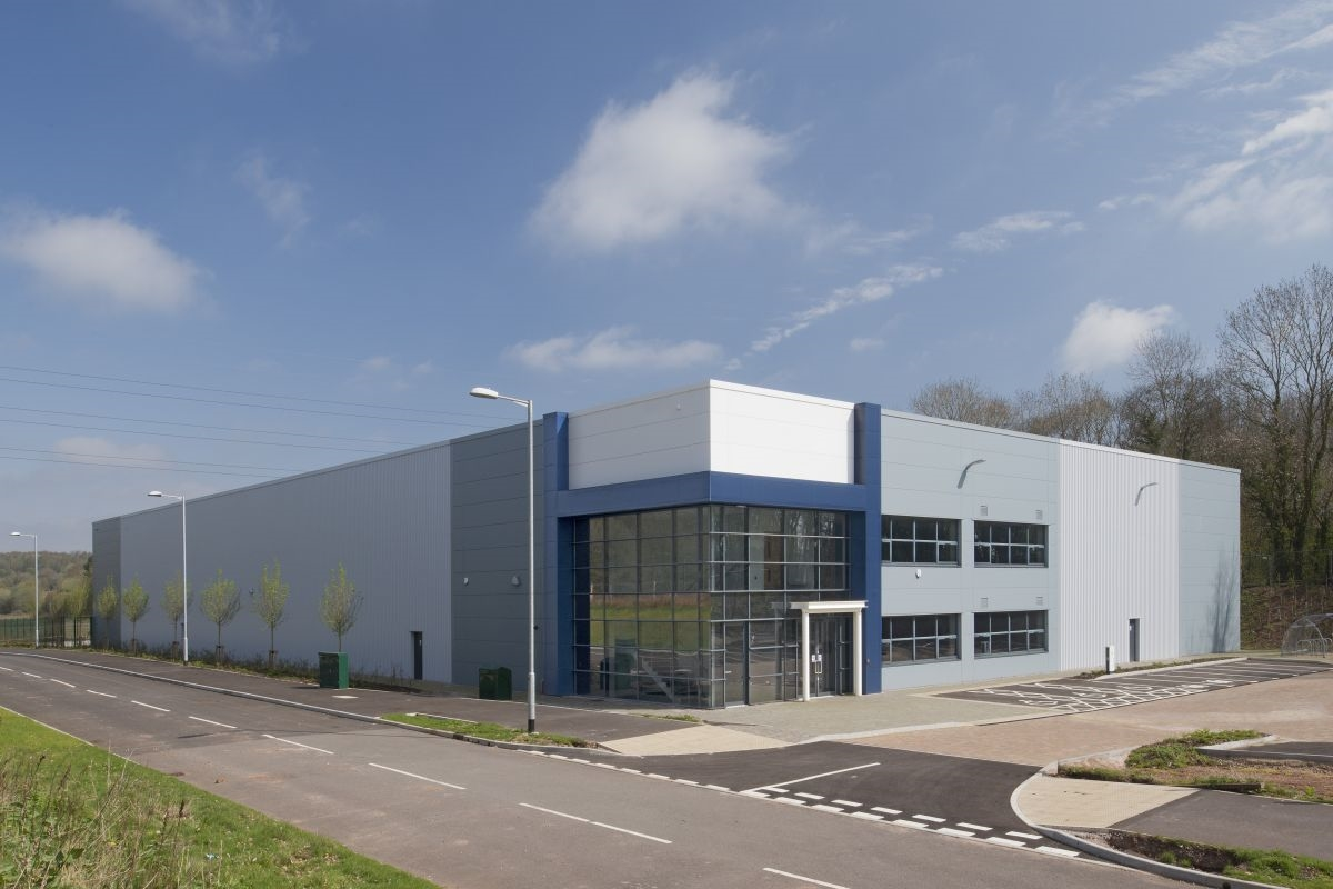 Meaford Business Park, Stoke