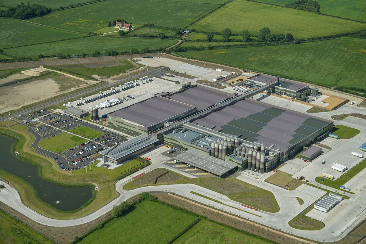 Dairy Development, Aylesbury