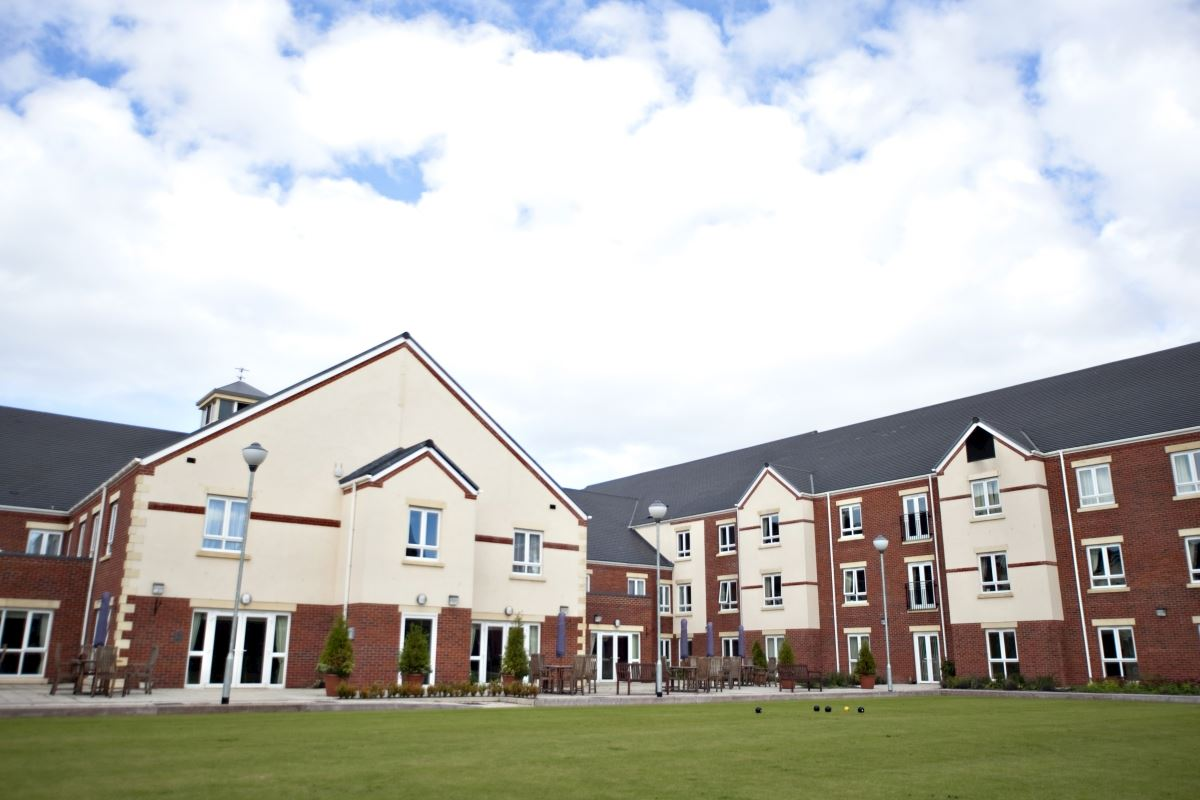 Assisted and Independent Living, Buckshaw Retirement Village, Chorley