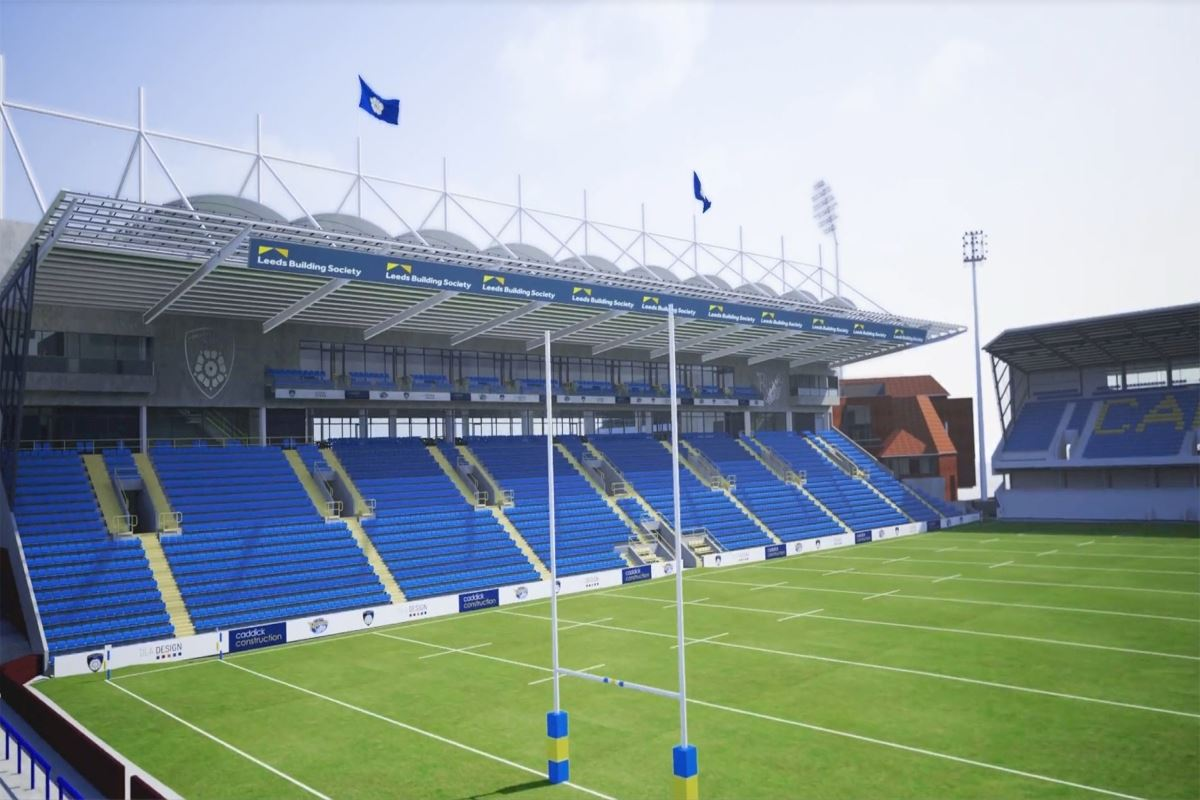 Emerald Headingley Stadium South Stand