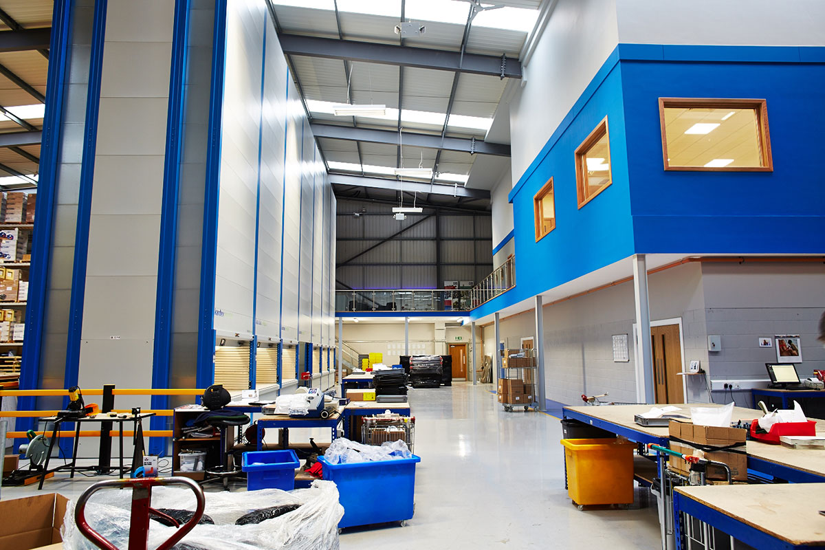 Industrial Ancillaries, Markham Vale