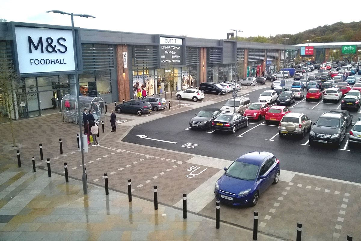 Kirkstall Bridge Shopping Park, Leeds