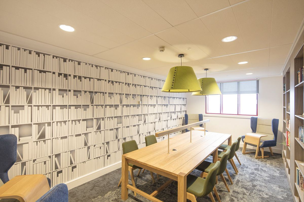 Refurbishment |Npower Offices | Leeds | Commercial