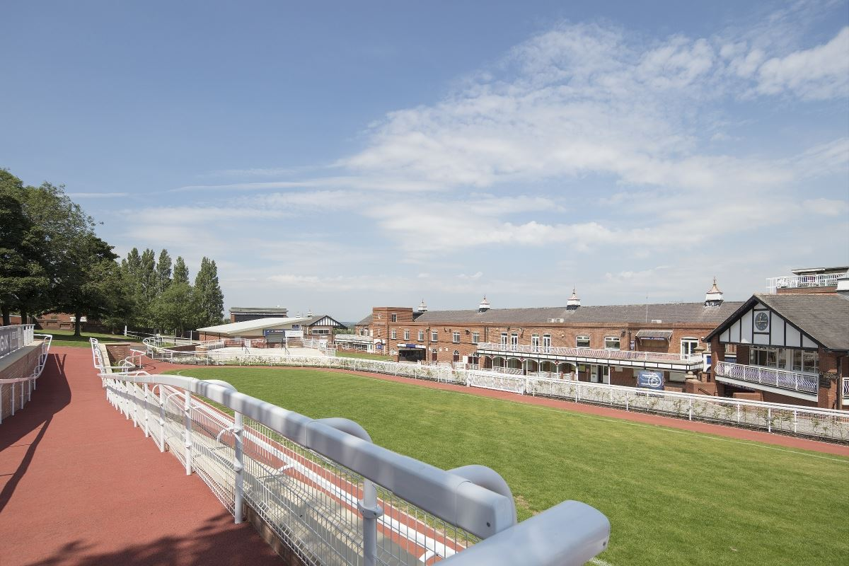 New Parade Ring, Pontefract Racecourse