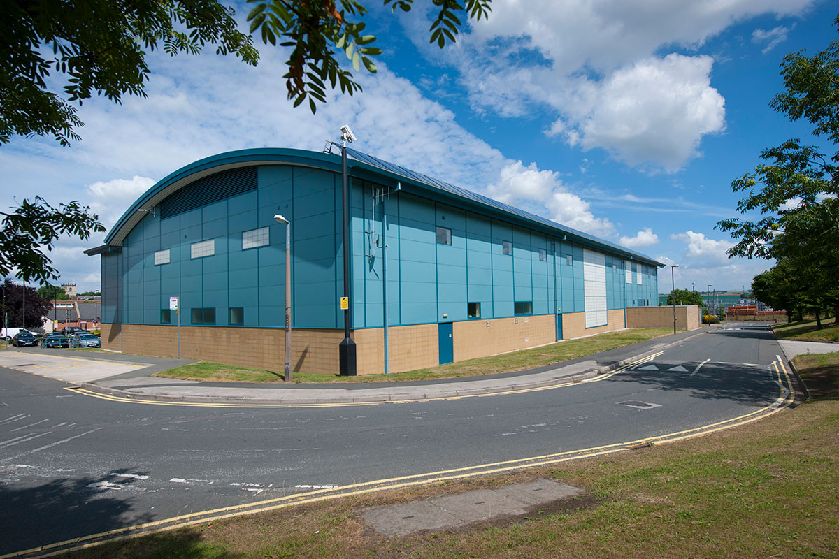 Staveley Healthy Living Centre, Chesterfield