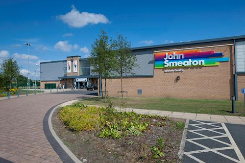 John Smeaton Leisure Centre, Leeds