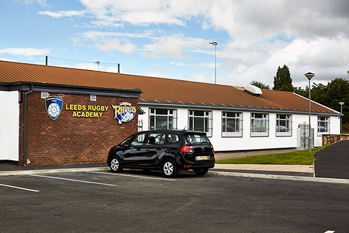 Kirkstall Training Ground, Leeds