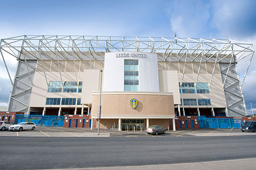 Leeds United, East Stand