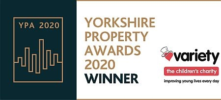 Yorkshire Property Awards 2020 WINNER