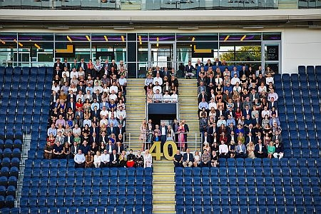 Caddick Group turns 40